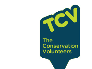 The Conservation Volunteers new logo