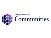 Department for Communities logo logo