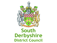 South Derbyshire District Council logo logo