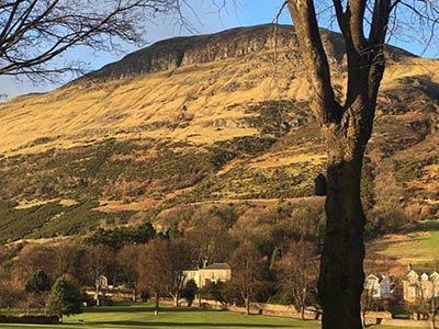 Hills in Scotland