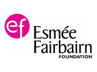 Esmée Fairbairn Foundation logo