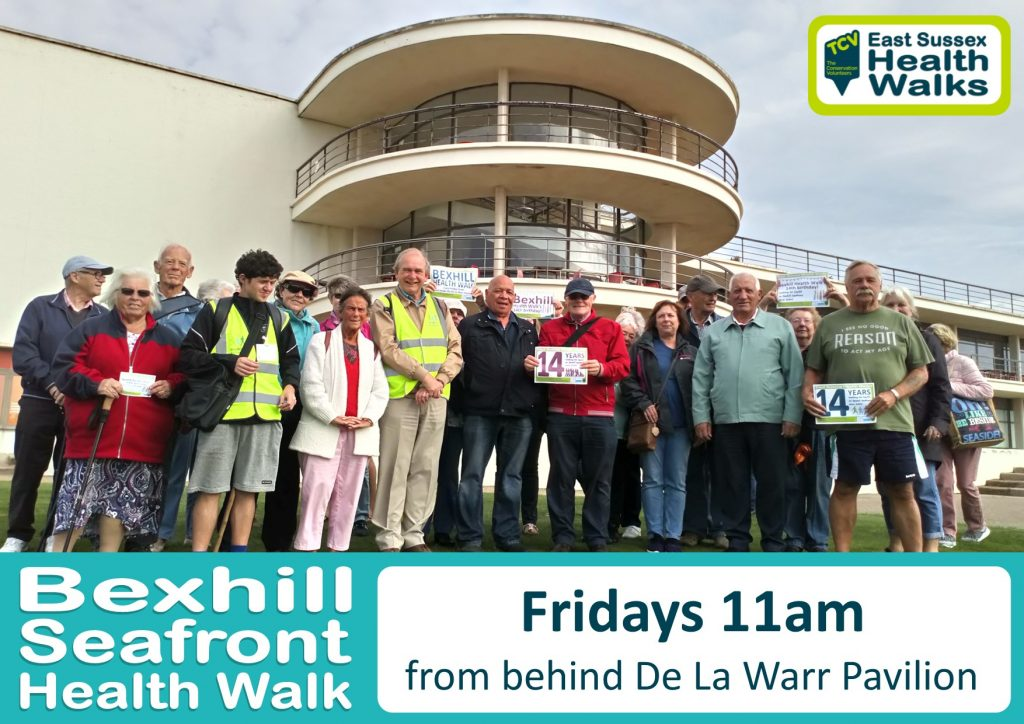 Bexhill Seafront health walk