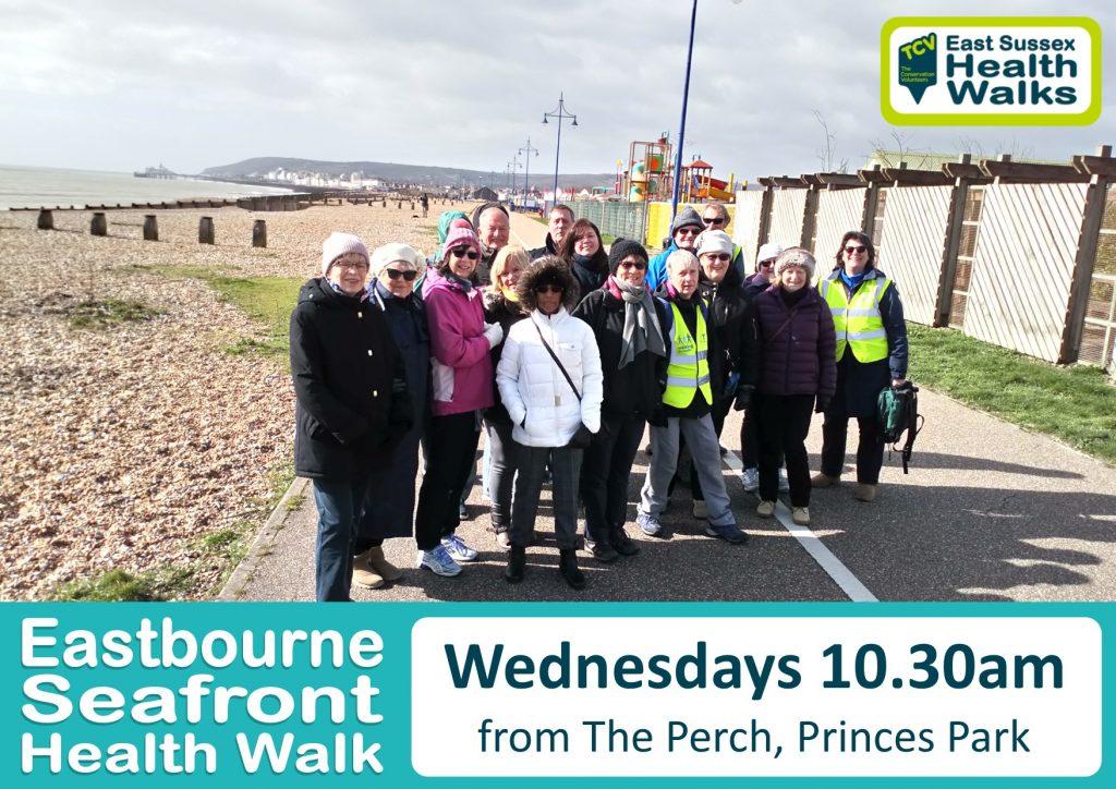 Eastbourne Seafront health walk