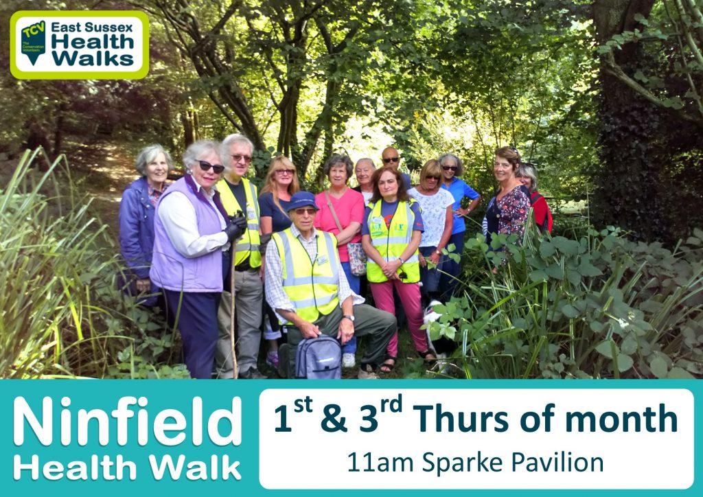 Ninfield health walk