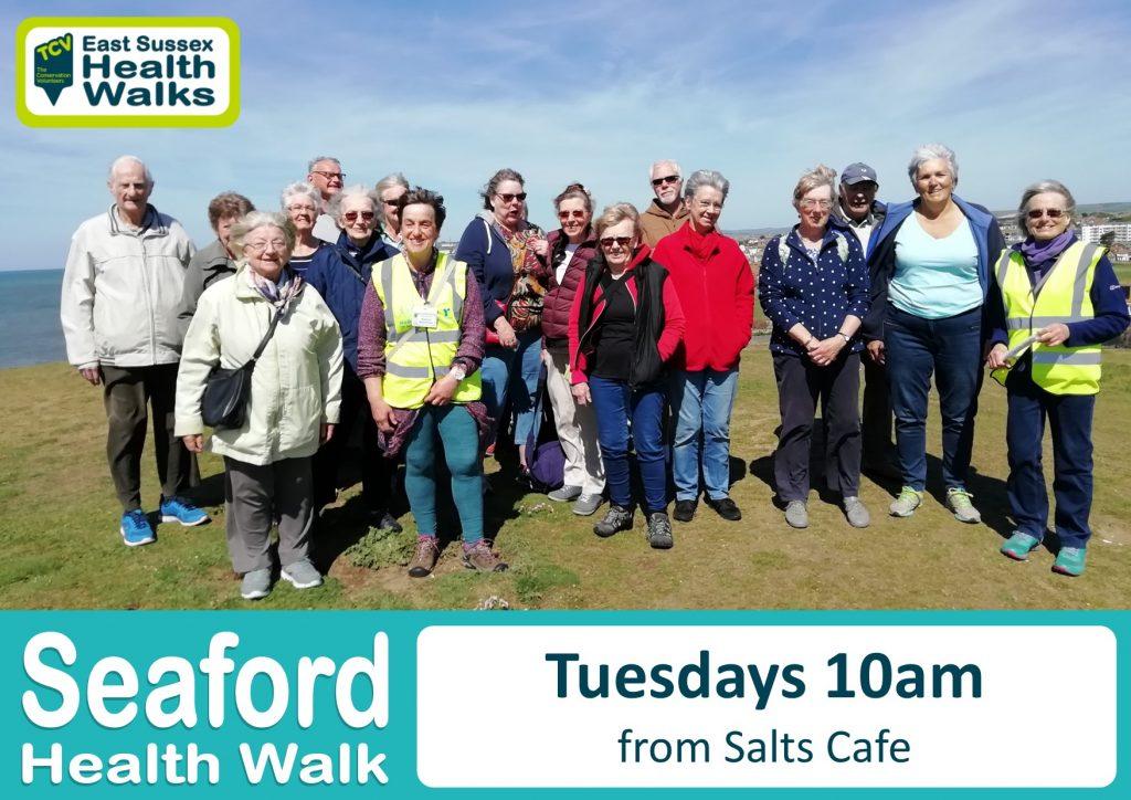 Seaford health walk