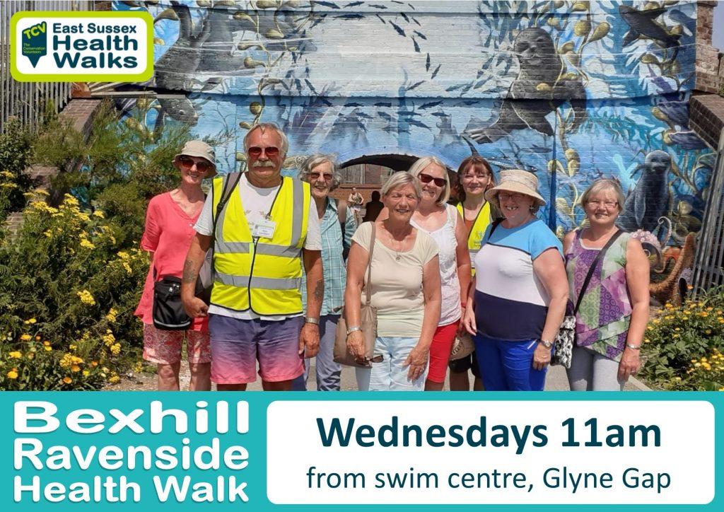 Bexhill Ravenside health walk